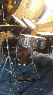Schlagzeug cross check