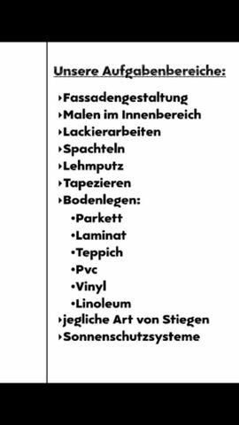 Büromaterial - Maler Raumausstatter