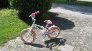 Fahrrad - hübsches Hello Kitty Kinderfahrrad