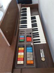 alte Orgel - Liebhaberstück