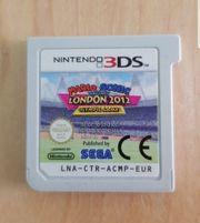 Mario Sonic London 2012 Nintendo