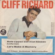 Cliff Richard - Rote Lippen soll