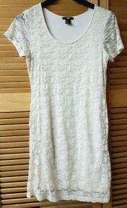 Kleid Größe M - Spitzenkleid gefüttert -