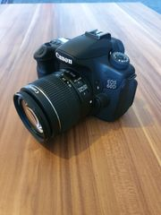 Canon 60D EF-S 18-55mm