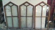 3 Holz Sprossen Fenster
