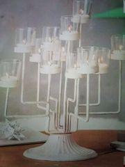 MehrarmigerTeelichthalter für 12 Lichter