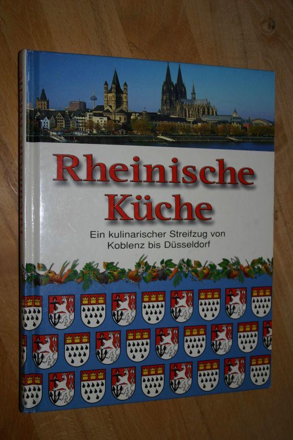 Kochbuch Rheinische Küche ein kulinarischer