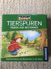 Scout Tierspuren finden und bestimmen