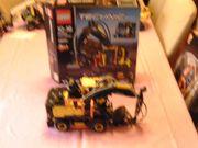 Verkaufe Lego Technik Volvo Radbagger