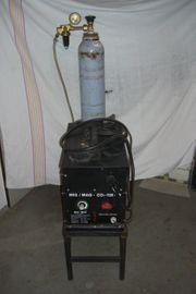 Schutzgasschweißgerät MIG MAG