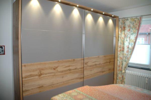 UNO Schlafzimmer 4-teilig Delta, Schiebetürenschrank + ...