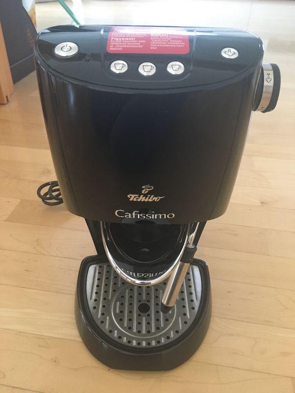 Kapselkaffeemaschiene von Tschibo