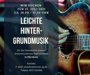 Suchen Musiker instrumental oder mit
