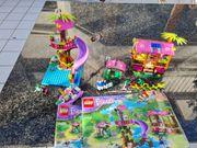 Lego 41038 Friends Große Dschungelrettungsbasis