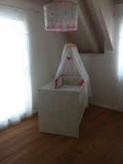Kinderbett Babybett Luca Segmüller mit