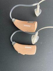 2 Hörgeräte PHONAK Cassia microM