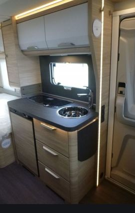 Wohnwagen - Wohnwagen zu verkaufen Knaus 460