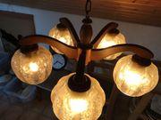 Esszimmerlampe 5-flammig