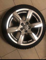 Dunlop Audi Felgen Winterreifen