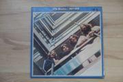 LP The Beatles Doppelalbum blau