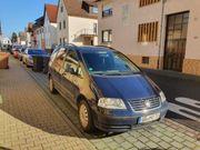 VW Sharan Lpg