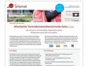 Mitarbeiter Vertriebsinnendienst Inside Sales m