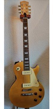 Les Paul Single Cut E-Gitarre