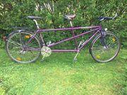 Tadem Fahrrad