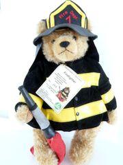 Teddybär Firefighter von Hermann-Coburg