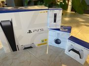 Playstation 5 disc Edition NEU