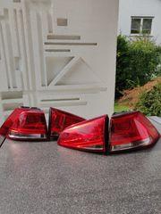VW Golf VII Heckleuchten-Set für