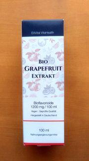 Bio Grapefruitkernextrakt 100ml OVP NEU