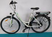 E Bike Pedelec mit Daumengas - 980 km