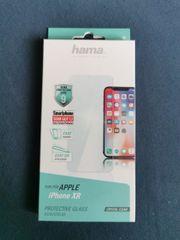 IPhone XR Panzerglas OVP
