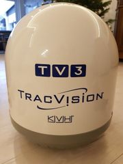 KVH TracVision TV3 Satelliten Schuessel