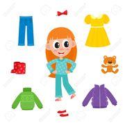 kleinmädchen Kleidung