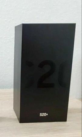 Samsung S20+ 128 GB Cosmic Grey