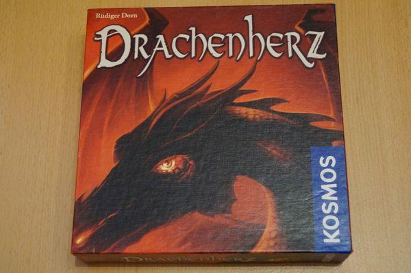 Drachenherz - Kartenspiel Rüdiger Dorn Michael