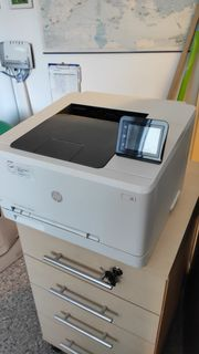 hp Farblaserdrucker ColorLaserjetPro 252 dw