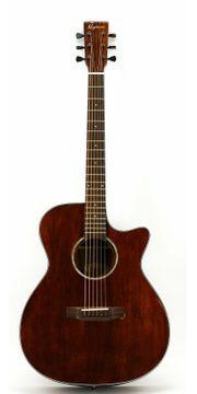 Keytone MH-07 Westerngitarre mit Cutaway