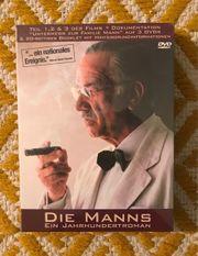 DVD die Manns ein Jahrhundertroman