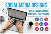 Professionelle Social Media Designs