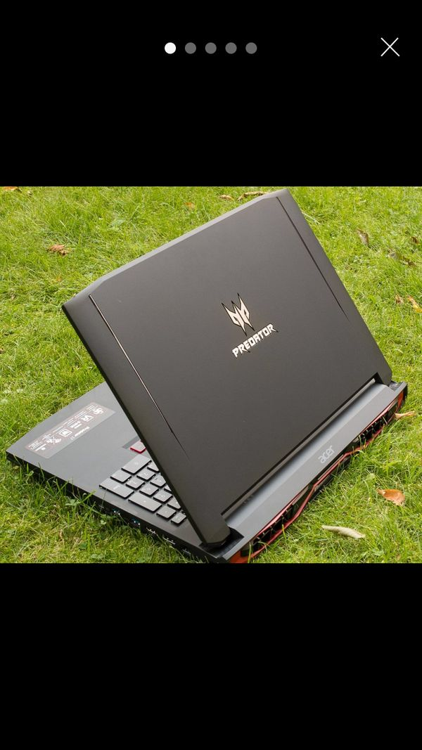 Gaming Laptop Predator In Dornbirn Notebooks Laptops Kaufen Und Verkaufen Uber Private Kleinanzeigen