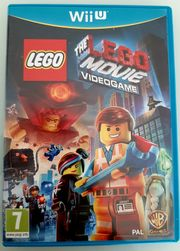 The LEGO Movie Videogame - Wii