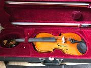 Geige Violine inkl 2 Bögen