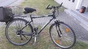Ein herren Trekking-Fahrräder von Firma