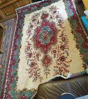 Orientalischer Teppich handgeknüpft 2 08mx3