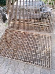 stabile Stahl-Gittermatten für Haus Hof