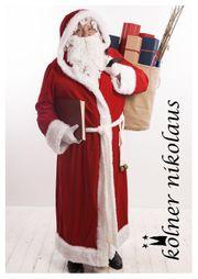 Nikolaus Weihnachtsmann Kölner Nikolaus Weihnachten