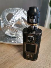 Akkuträger E-Zigarette Dampfen Smoant Cylon